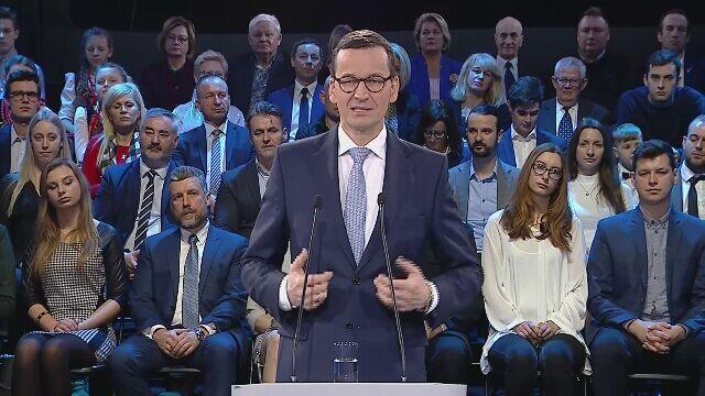 Powołanie rządu Morawieckiego