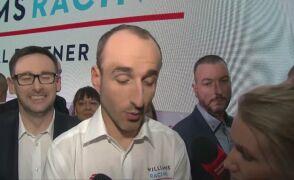 Kubica mówi o swoim powrocie do Formuły 1