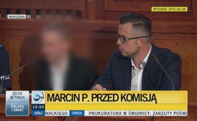 Marcin P. o roli Michała Tuska