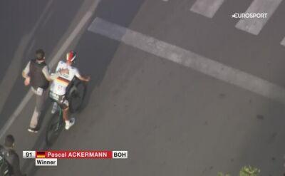 Ackermann wygrał Clasica de Almeria
