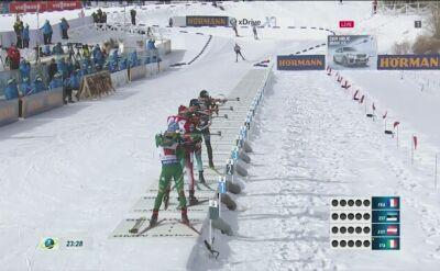 Włosi wygrali pojedynczą sztafetę mieszaną w Salt Lake City, 9. miejsce Polski