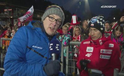 Kamil Stoch podsumował występ w Willingen