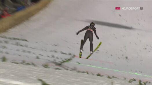 Skok Stefana Huli w kwalifikacjach w Willingen