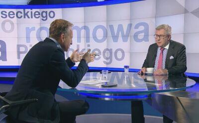 Czarnecki o Januszu Wojciechowski, polskim kandydacie na komisarza