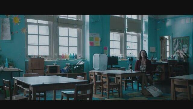 "Zwiastun ""Przedszkolanki"" - remake filmu Nadava Lapida"