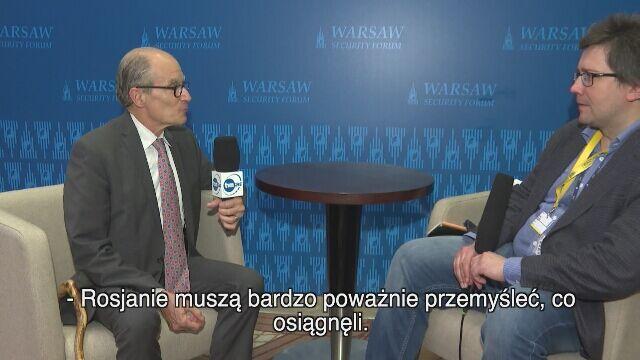 """""""Obrona Polski to, coś do czego my, Amerykanie musimy być gotowi w praktyce, a nie tylko w teorii"""""""