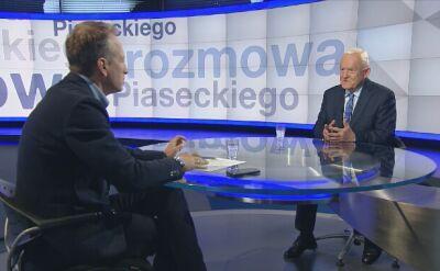 Miller: nie podzielam poglądu, że niedzielne wybory są ważniejsze od tych z 1989 roku