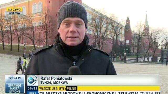 """""""To ważne, że Janukowycz się pokazał"""""""