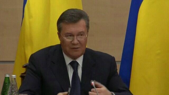 Przemówienie Wiktora Janukowycza cz. 2
