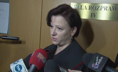 Prokurator o wyroku dla lubelskich policjantów