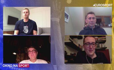 Damian Wojtaszek o planach reprezentacji Polski i treningach w domu