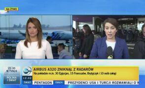 Szef MSZ Francji spotkał się z rodzinami pasażerów samolotu EgyptAir