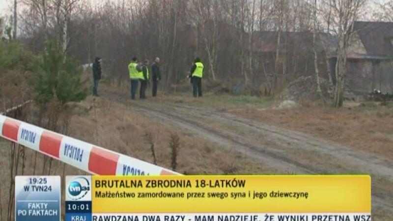 Mieszkańcy miejscowości Rakowiska na Lubelszczyźnie są w szoku