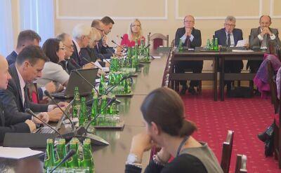 Kłótnia Gasiuk-Pihowicz (Nowoczesna) i Pawłowicz (PiS) na komisji sprawiedliwości