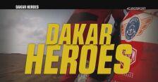 Bohaterowie Dakaru - etap 8.