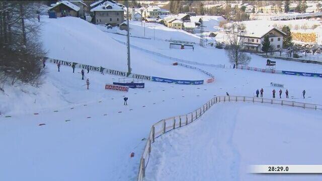 Jarl Magnus Riiber wygrał piątkową kombinację w Val di Fiemme