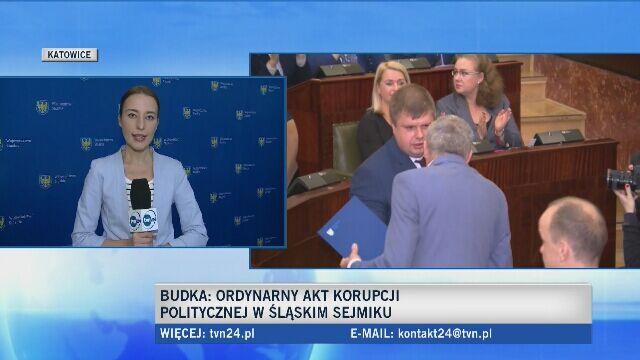 Politycy komentują woltę Wojciecha Kałuży
