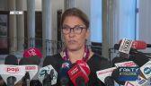Mazurek: nie wiedzieliśmy o zatrudnieniu syna Mariusza Kamińskiego