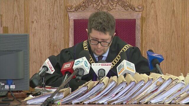 Sąd skazał Mariusza Kamińskiego na 3 lata