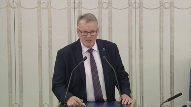 Senator Waldemar Bonkowski zawieszony w prawach członka PiS