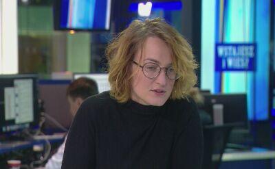 Agata Czarnacka o słowach Witolda Waszczykowskiego