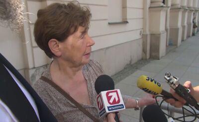Zofia Romaszewska o swojej roli w decyzji prezydenta