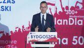 Morawiecki: pokazaliśmy, ile można zrobić w krótkim czasie dla całego narodu