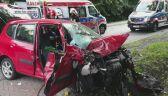 Śmiertelny wypadek w Jaskrowie