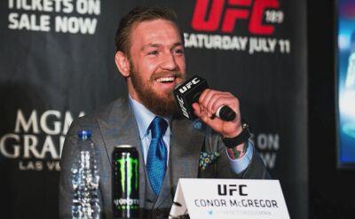 McGregor jest gwiazdą UFC