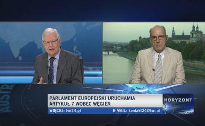Osica i Rokita o relacjach Węgier z UE