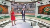 Eurosport Cube z Igą Świątek po zwycięskim finale w Paryżu