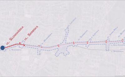 Trasa na Naramowice. Odcinek 1
