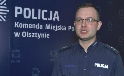 Policjanci z Olsztyna rozwikłali nietypową sprawę zaginięcia pralki