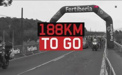 Najważniejsze wydarzenia 3. etapu Vuelta a Espana
