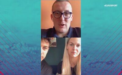 Anna Brożek i Marcin Dzieński o treningu w czasach koronawirusa