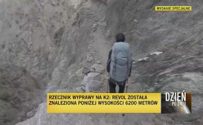Jacek Czech o akcji