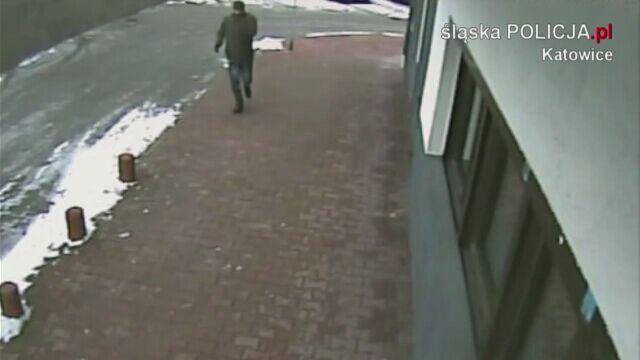 Poszukiwany napastnik z windy