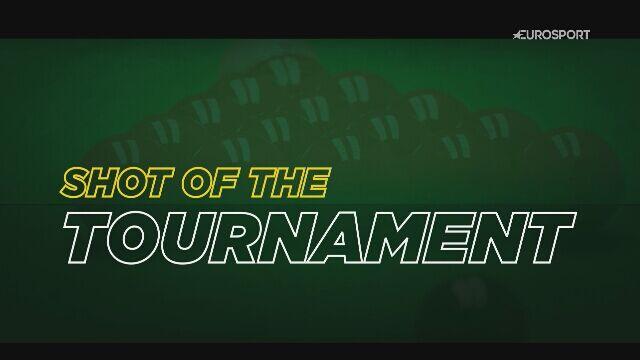 Najlepsze uderzenia mistrzostw świata w snookerze 2021