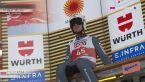 Skok Piotra Żyły po mistrzostwo świata na normalnej skoczni w Oberstdorfie