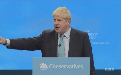 Johnson: kochamy Europę, ale po 45 latach naprawdę dramatycznych zmian, musimy wykuć nowe relacje