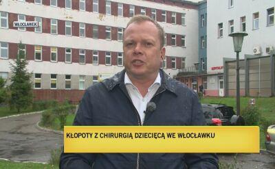 Całodobowy oddział chirurgii dziecięcej we Włocławku zakończył działalność
