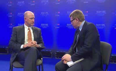 Cała rozmowa Jacka Stawiskiego z Ianem Brzezinskim