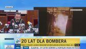 20 lat dla bombera z Wrocławia
