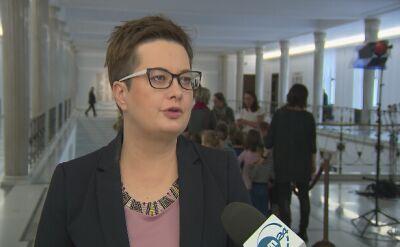 Politycy opozycji o powołaniu na prezesa sądu żony prokuratora krajowego