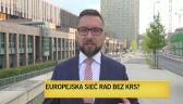 Europejska Sieć Rad Sądownictwa chce zawiesić polską KRS. Relacja Michała Tracza z TVN24 International