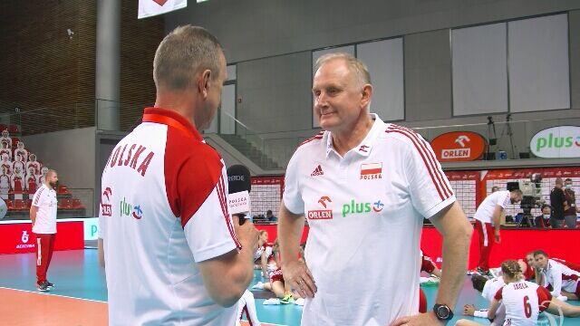 Jacek Nawrocki skomentował mecz z Polska - Czechy