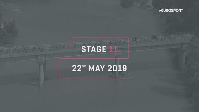 Prezentacja 11. etapu Giro d'Italia