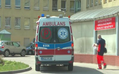 Dwoje rannych policjantów przebywa w szpitalach