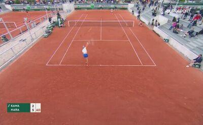 Porażka Katarzyny Kawy w kwalifikacjach do French Open