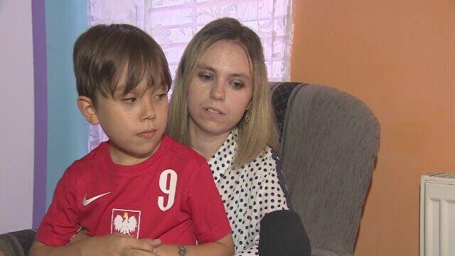 Mama 9-letniego Kuby o jego chorobie